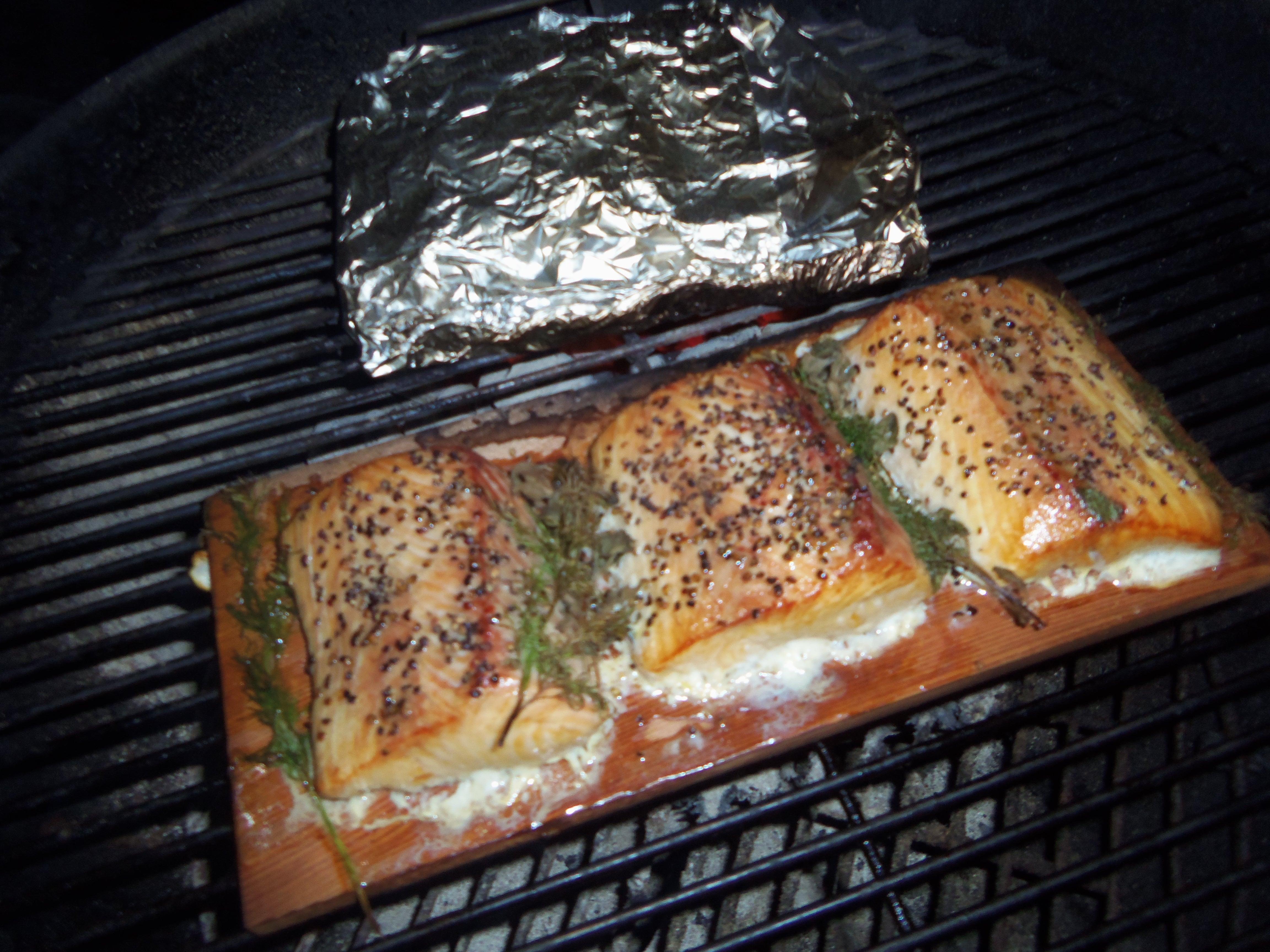 recipe: cedar plank mahi mahi oven [17]