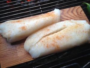 Alaskan Cod makes good tacos