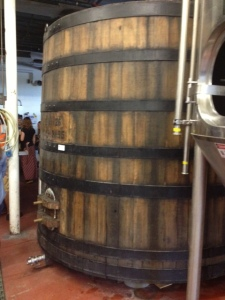 Now that's a big assed barrel
