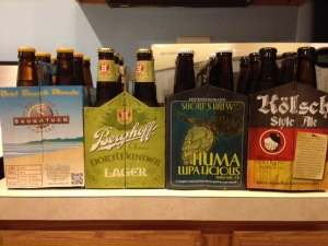 Local beers, a plus of family vacation