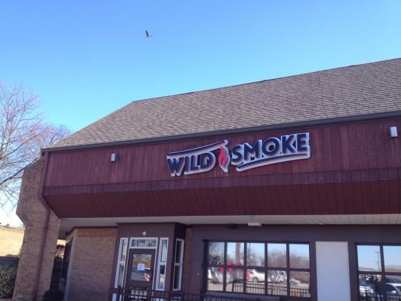 Wild Smoke? I like smoke!