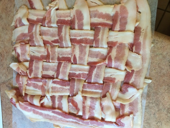 Pork belly weave